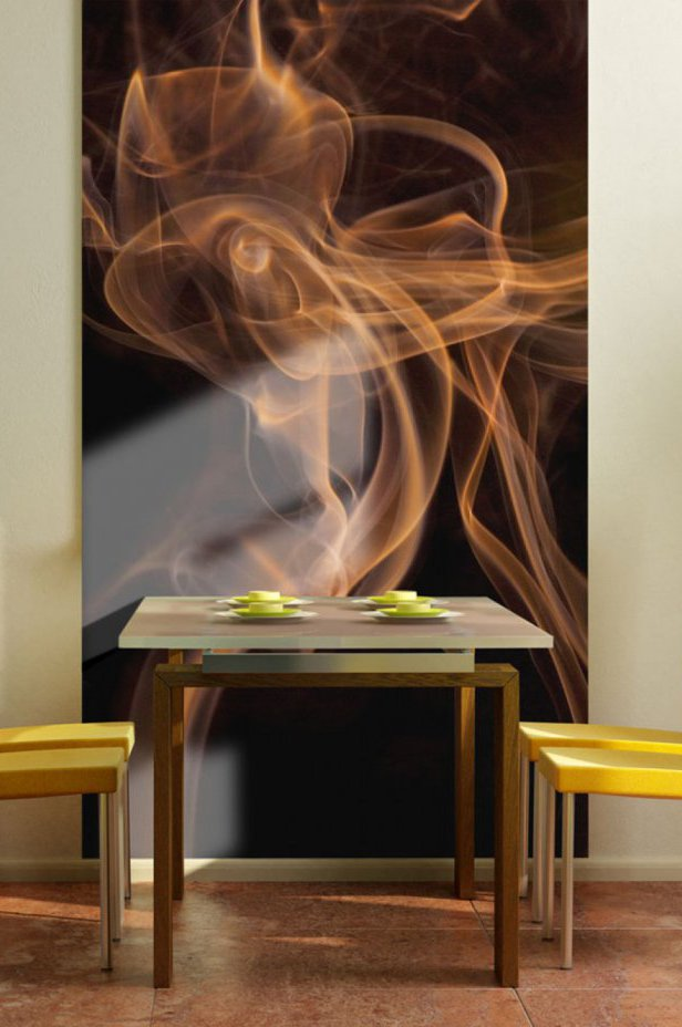 Fototapeta - Smoke art